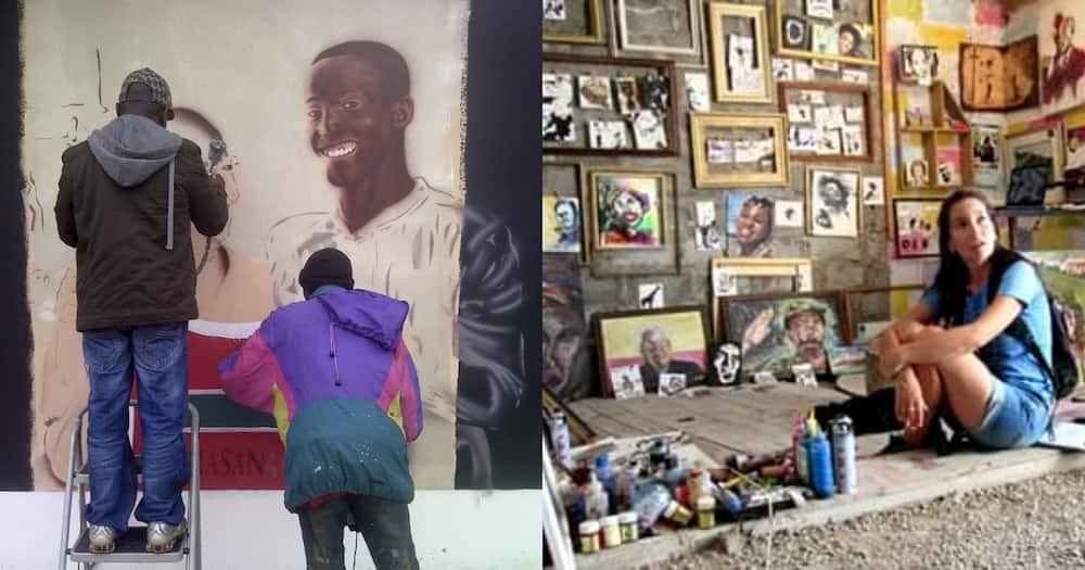 Brothers share the story of their art studio