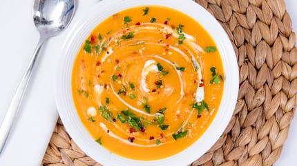 How to make butternut soup from scratch