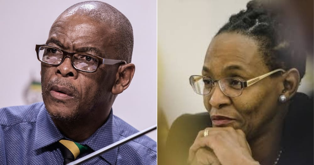 Ace Magashule, Secretary general, Resolution, Step aside, Notice, Corruption, Allegations, Tender, Asbestos, Free State, Premier, Multi million, South Gauteng High Court, African National Congress, ANC, Pule Mabe, Spokesperson, Judgement