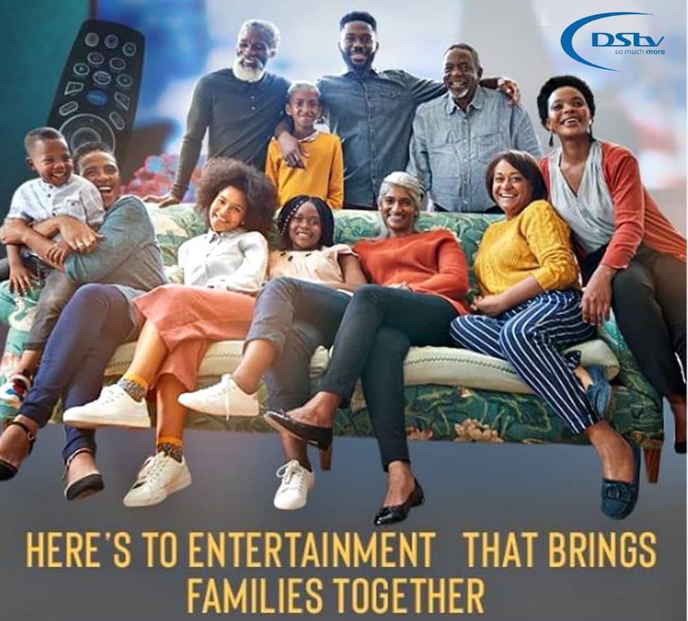 DStv self service Botswana