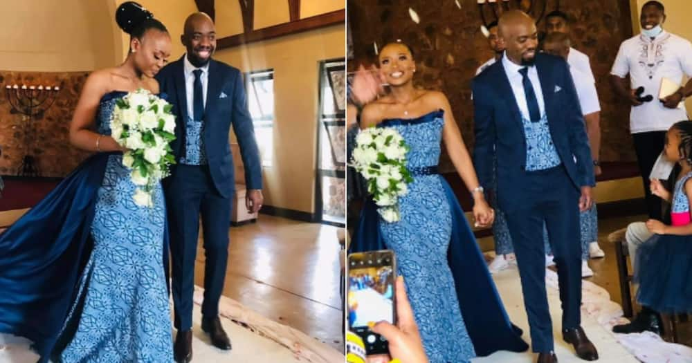 Couple, Wedding, Photos, Beautiful, Twitter, Mzansi