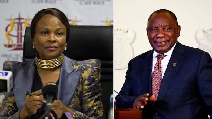 CR17: Public Protector to approach ConCourt again over Ramaphosa ruling