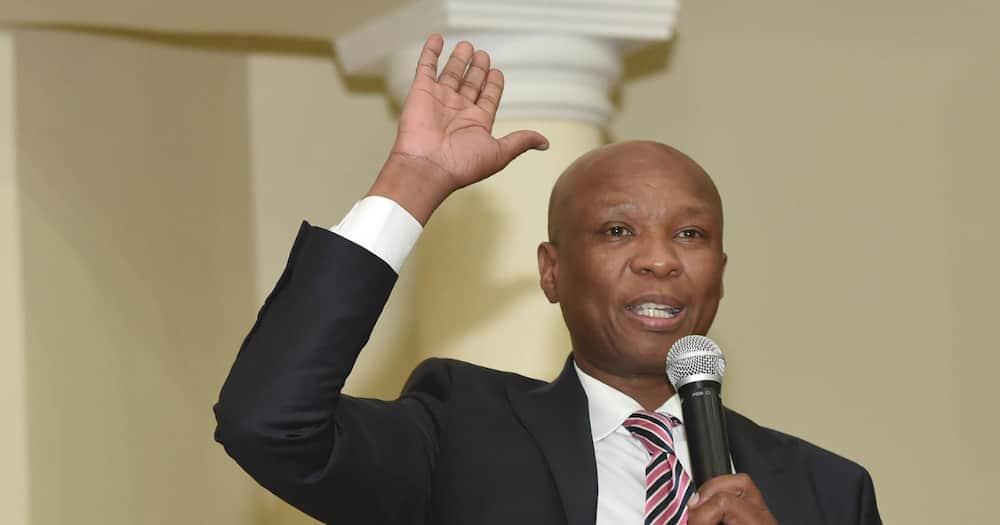 """Zizi Kodwa payments: SA reacts """"Zizi Kodwa beans spilled today""""."""