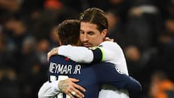Real Madrid legend Sergio Ramos recounts how Neymar persuaded him to join PSG
