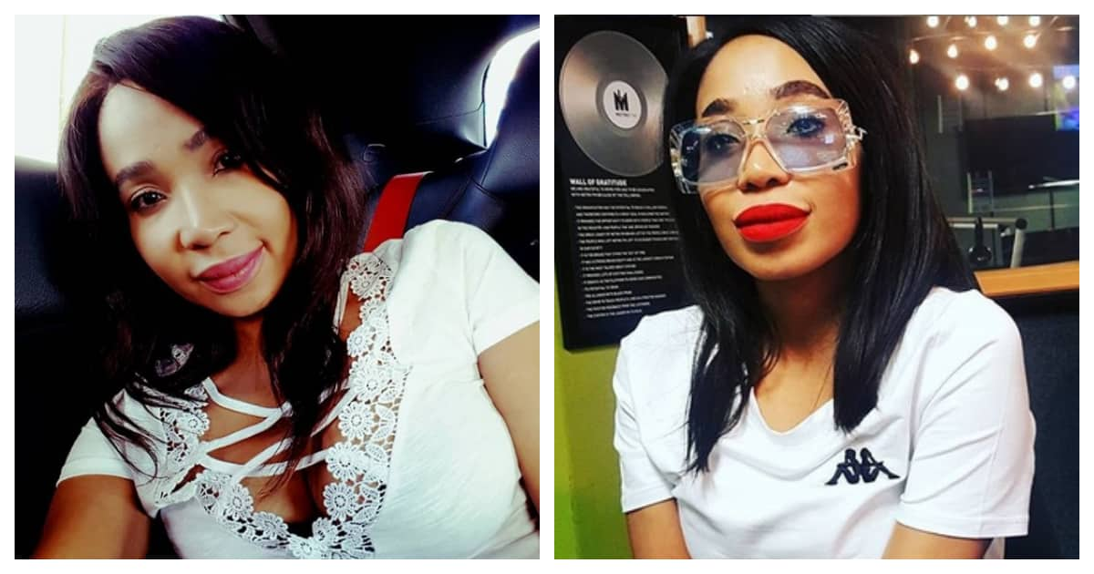 Mshoza Has Tragic Miscarriage And Loses Soccer Player S Child