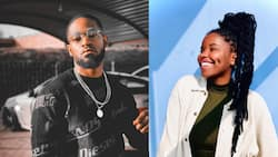 Prince Kaybee shares fire colab with Nkosazana Nzama after meeting her online, Mzansi is shook