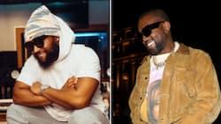 "Cassper Nyovest fangirls over Kanye West: ""Greatest musician of our generation"""