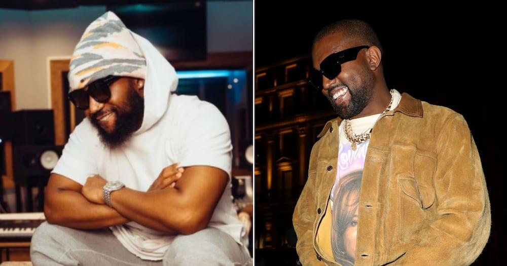 Cassper Nyovest, Kanye West.