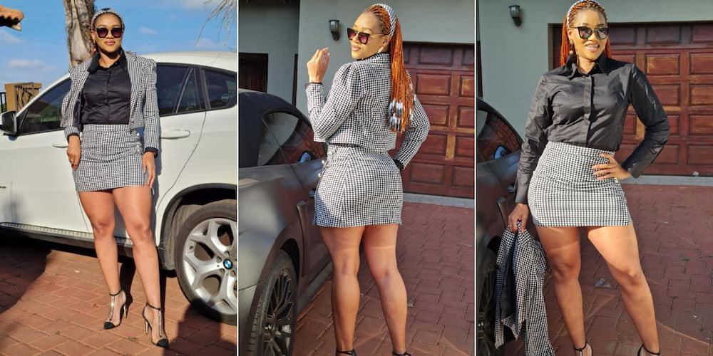 """""""Legs for Days"""": Gorgeous SA Lady Breaks the Net With Her Super Fit Legs"""