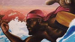 Talented artist shares amazing painting and everyone wants it