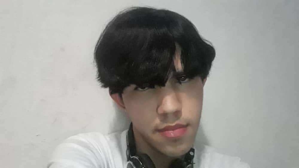 curtain haircut
