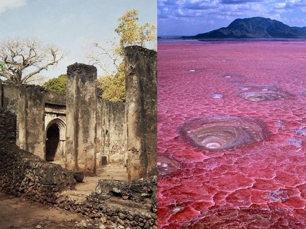 ancient mysteries of Africa
