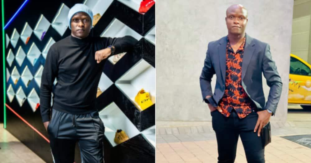 Lekau Sehoana, Businessman, Shack, Shoe Company, Inspirational, Twitter reactions