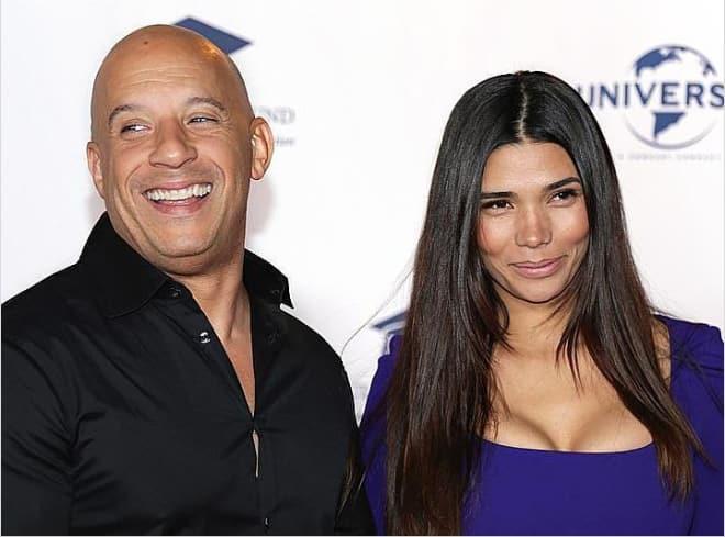 Vin Diesel's wife Paloma Jiménez