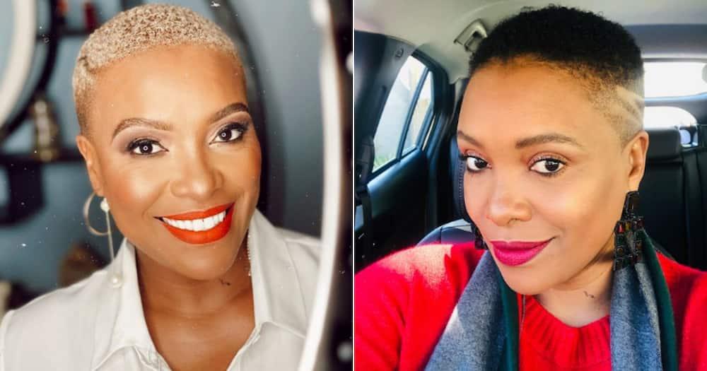 Zandi Nhlapo, Imbewu: The Seed, Actress, Etv, Return