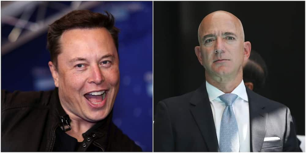 Elon Musk takes back world's richest man title after gaining almost N2.9 trillion in a day