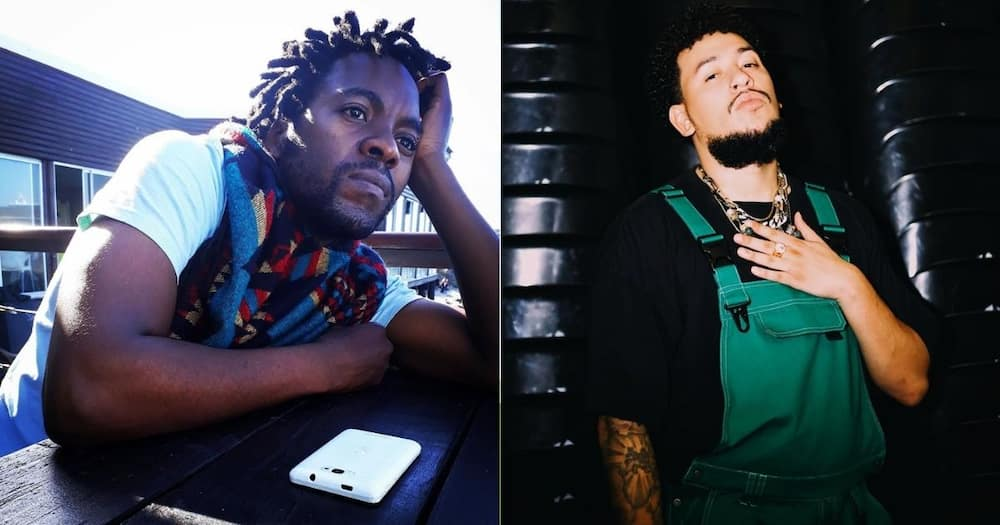 iFani pokes fun at AKA: Reignites their old beef, Mzansi reacts