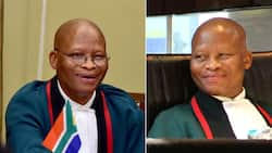 """""""He served with distinction"""": Mzansi bids Chief Justice Mogoeng Mogoeng farewell"""