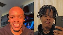 Nota Baloyi comments on Nasty C allegedly being disliked in America