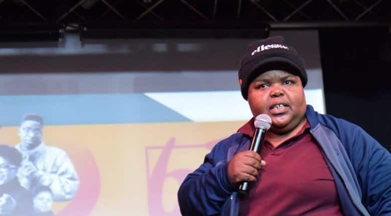 Comedians in South Africa