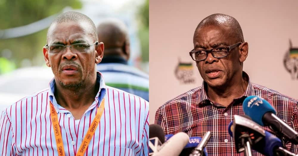 Johannesburg High Court, Ace Magashule's Bid, ANC Suspension, suspended ANC secretary-general