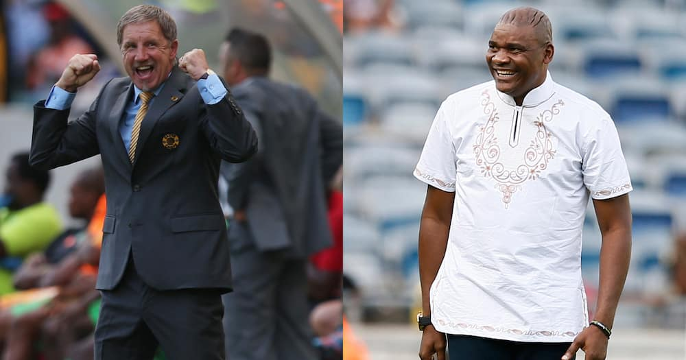 Stuart Baxter and Molefi Ntseki set to take over at Kaizer Chiefs after Hunt was given the boot