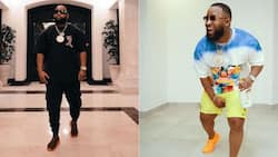 Cassper Nyovest gets his lit crib ready for summer, star shows off massive pool
