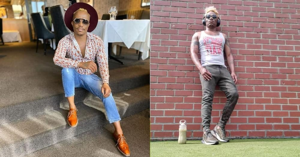 Somizi leaves Mzansi unimpressed after dissing follower's bank account