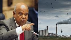 Eish: Eskom quantifying an R841 million loss at Kusile, says Pravin Gordhan