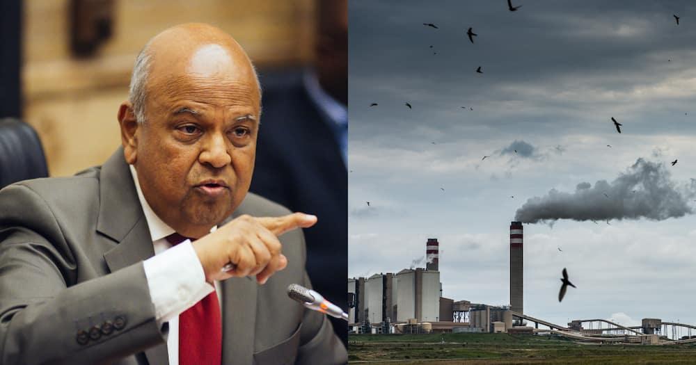 Eish: Eskom Quantifying an R841m Loss at Kusile, Says Pravin Gordhan
