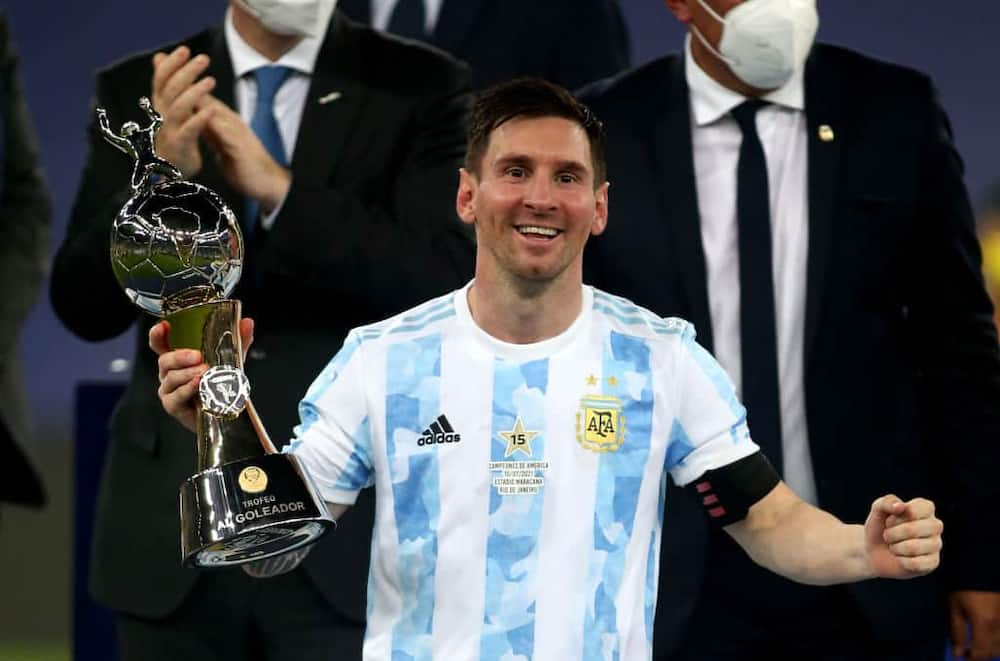 Lionel Messi holidays in a N100m a month Miami-nased mansion
