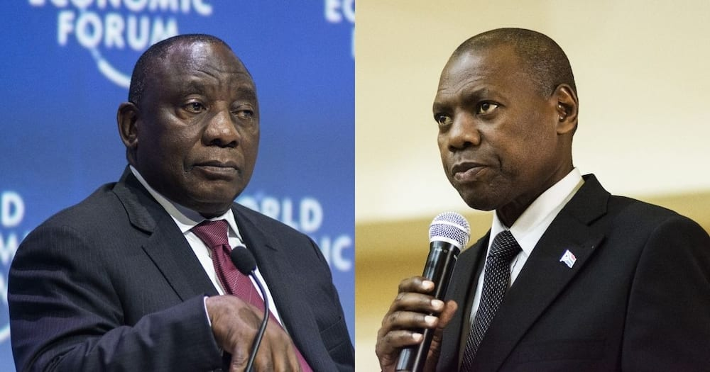 Digital Vibes: Cyril Ramaphosa says Mkhize is cooperating with SIU