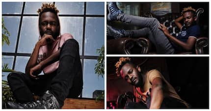 Halala! Kwesta announces a 3rd Dakar album is on the way. Get excited fam!