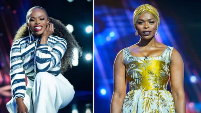 Unathi Nkayi roasted after incorrectly dissing Idols SA's S'22kile in Sesotho, labeled a hypocrite
