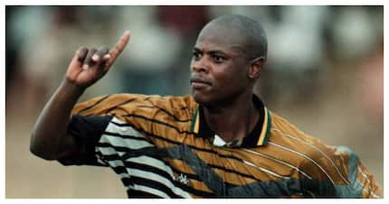 Former soccer star Phil Masinga has passed away after long illness