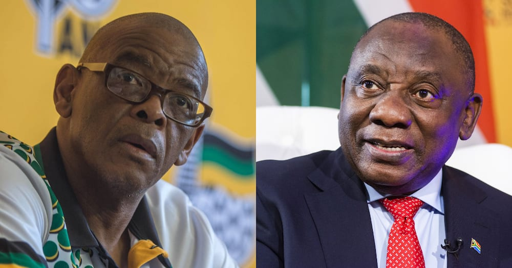 Ace Magashule: ANC call's Ace's bluff, Secretary-General temporarily suspended