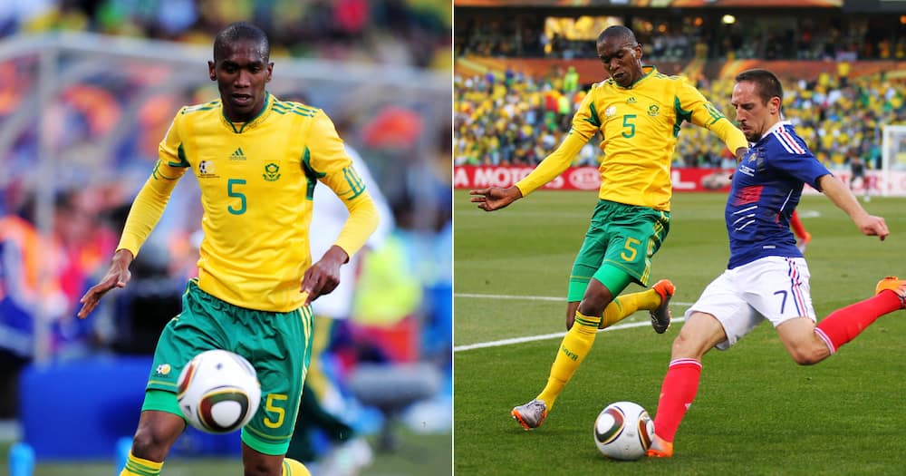 Mamelodi Sundowns have decided to retire Anele Ngcongca's jersey out of respect.