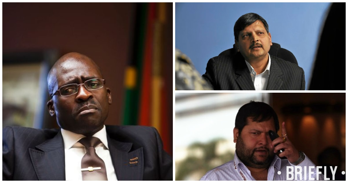 Gigaba's office ordered official at home affairs to fast-track Gupta visas