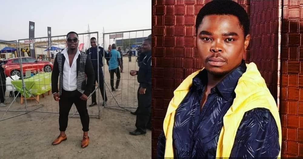 Siyabonga Shibe vehemently denies claims that he is leaving 'Uzalo'