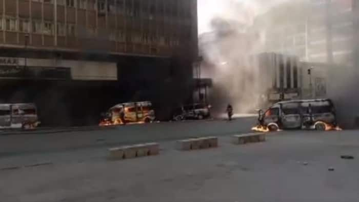 Johannesburg CBD taxi violence: Interdict granted by High Court to curb tension in the city