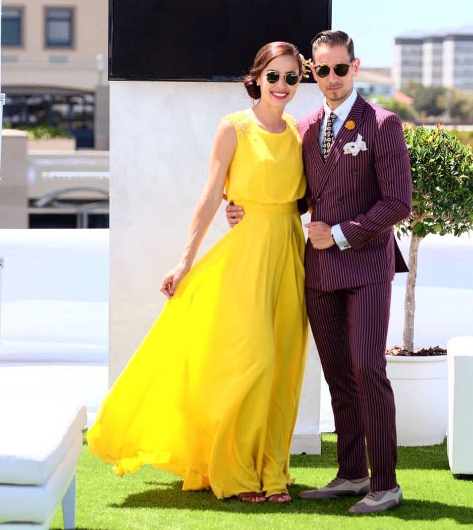 Sergio Ines couple