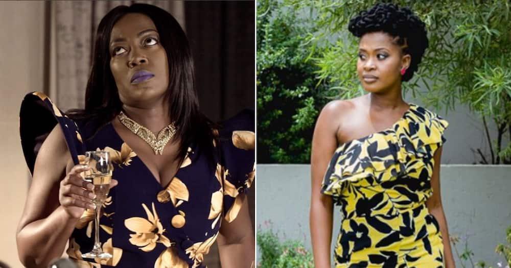 "Zenande Mfenyana stands up for her bosses: ""Hands off the Fergusons"""