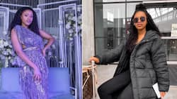 Natasha Thahane turns 26, celebrates by giving back to peeps