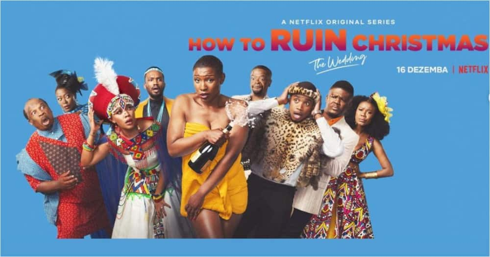 Mzansi reacts: Trailer of Netflix film about South African Christmas