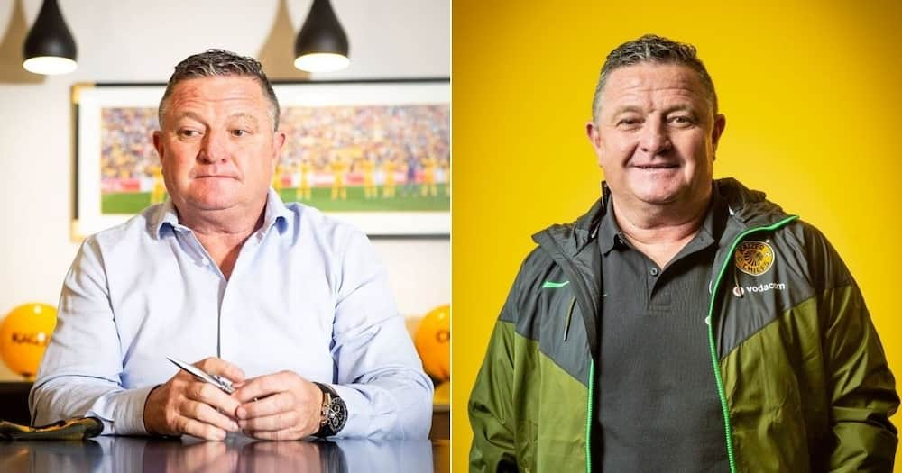 Chippa United, Interested, Kaizer Chiefs, Coach Gavin Hunt