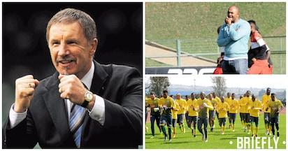 Bafana Bafana rocked by another injury – Vilakazi out now too