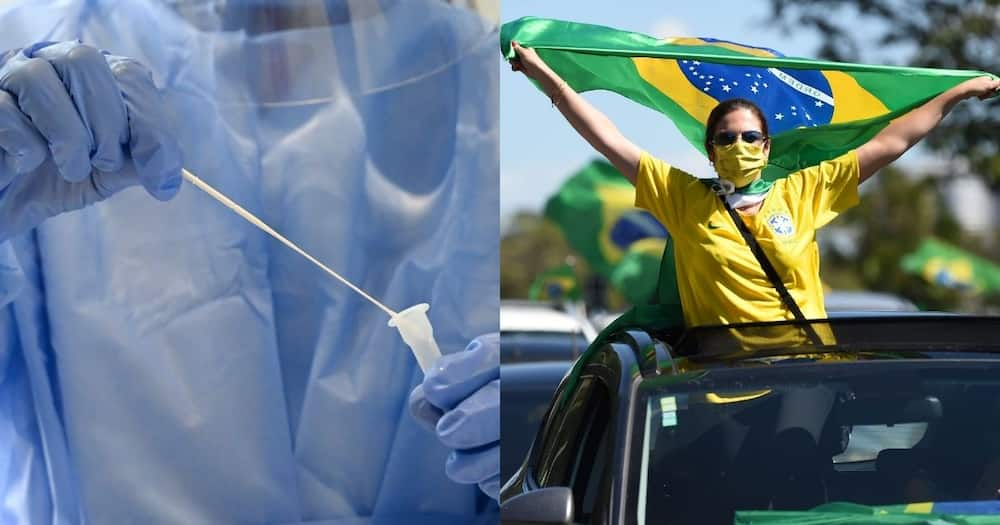 Brazil Covid Variant May Be More Contagious and Spread Easily, Experts Say