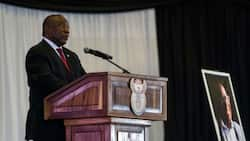 History post: Cyril Ramaphosa looks at 60 years of apartheid South Africa