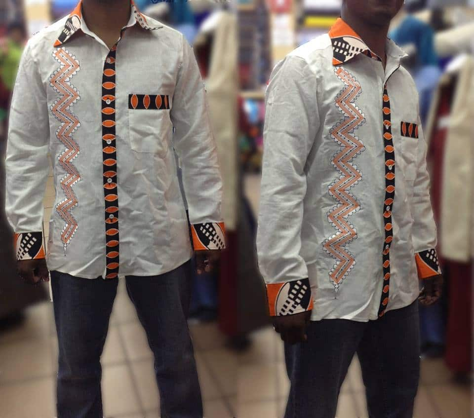 traditional shirts