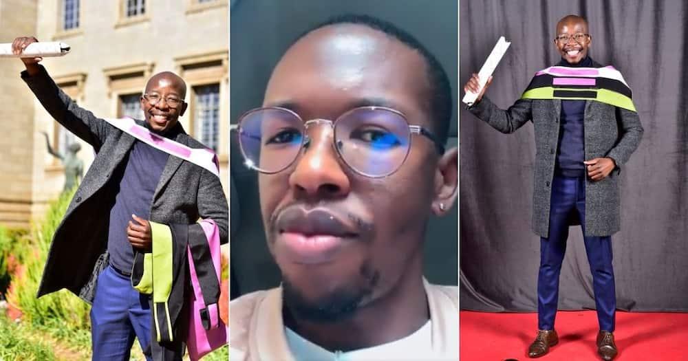 Man', doppelganger, Graduates, Mzansi, Believe, Look